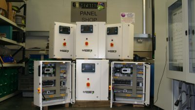 Replacement Generator Paralleling Control Panels