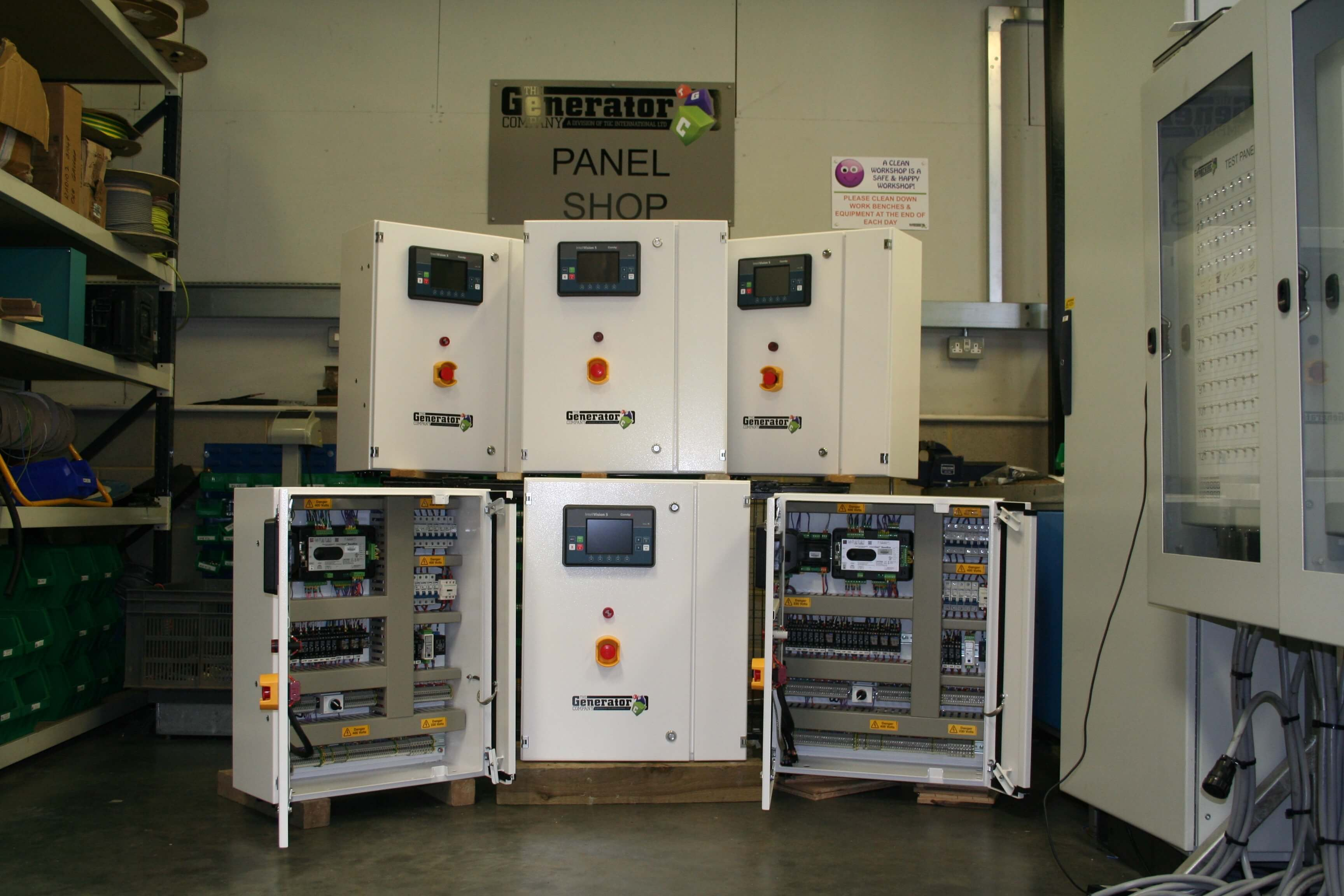 Home Generator Switchgear Cat Commercial Generators Industrial Hb3 Circuitbreaker The Company