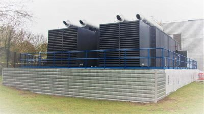 2MVA Generators and Master Control System Installation for multinational information technology company