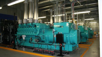 Generator Upgrade Project for Global ICT Solutions Provider