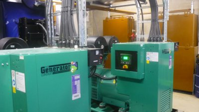 Generator packages for top performing NHS Foundation Trust